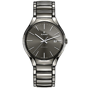 Rado True men's plasma ceramic bracelet watch - Product number 2943867