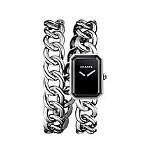 Chanel Premiere ladies' stainless steel wrap bracelet watch - Product number 2945339
