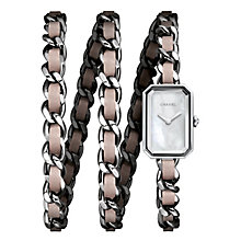 Chanel Premiere Ladies' Stainless Steel Nude Bracelet Watch - Product number 2945347
