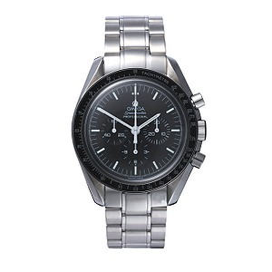 Omega Speedmaster Moonwatch men's steel bracelet watch - Product number 2946785