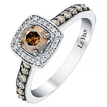 Le Vian 14ct Vanilla Gold Vanilla Diamond ring - Product number 2953056