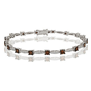 Le Vian 14ct Vanilla Gold diamond bracelet - Product number 2957124