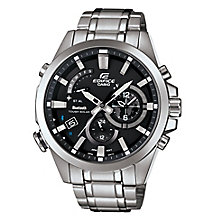 Casio Edifice men's stainless steel bracelet watch - Product number 2958457