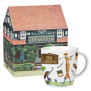 The Golfer Mug - Product number 2958627