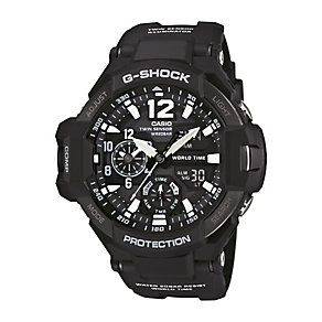 Casio G-Shock men's black resin strap watch - Product number 2958694