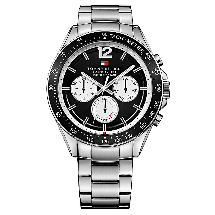 Tommy Hilfiger Stainless Steel Chronograph Watch - Product number 2958805