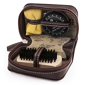 Shoe Care Polish & Brush Gift Set - Product number 2958856