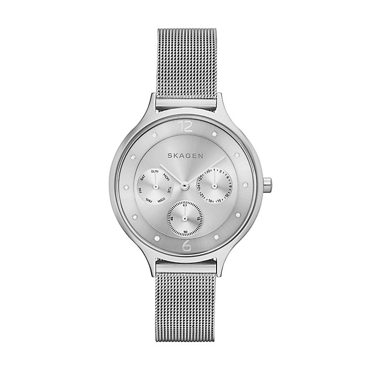 Skagen Anita Ladies' Stainless Steel Bracelet Watch - Product number 2959100