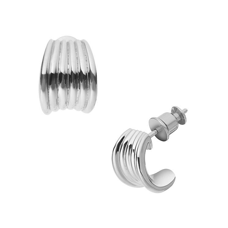 Skagen Klassik Stainless Steel Stud Earrings - Product number 2959429