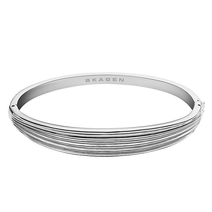 Skagen Klassik Stainless Steel Bangle - Product number 2959445