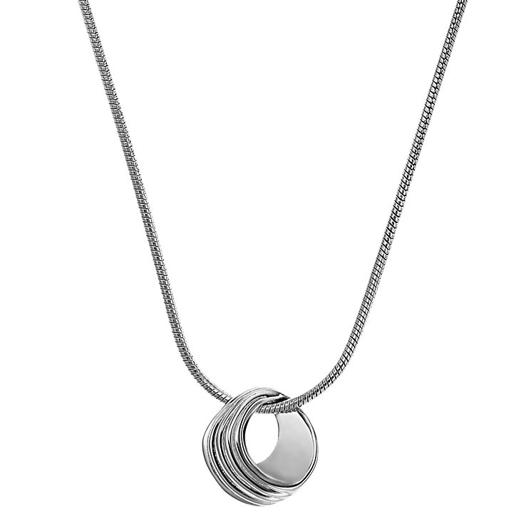Skagen Ditte Stainless Steel Pendant Necklace - Product number 2959534