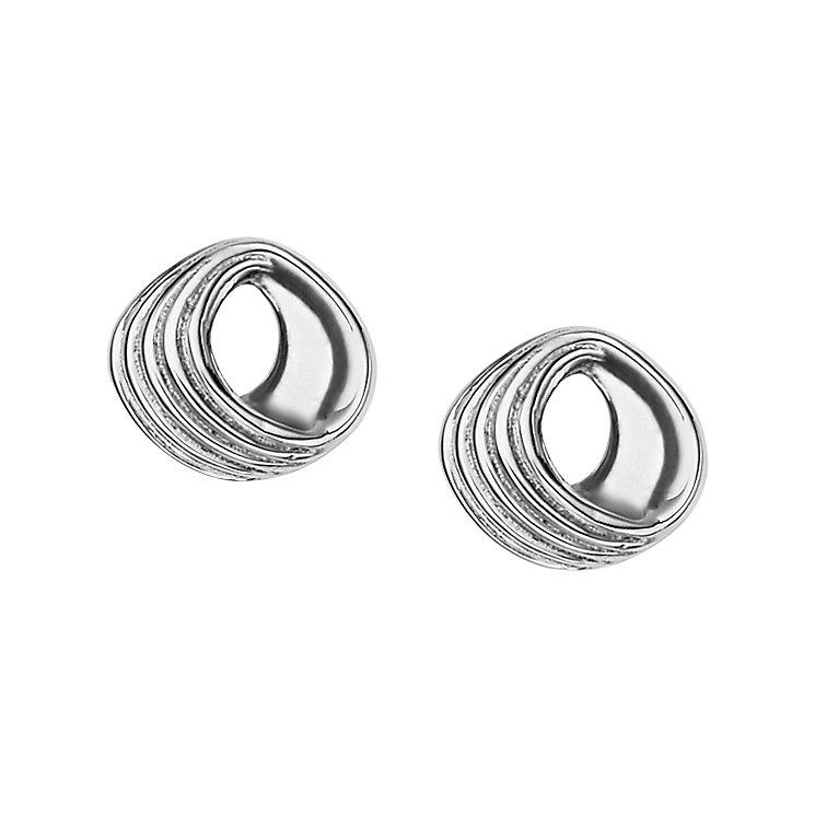 Skagen Ditte Stainless Steel Huggie Earrings - Product number 2959542