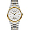 Bulova men's two colour bracelet watch - Product number 2961725