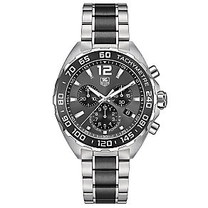 Tag Heuer Formula 1 men's stainless steel bracelet watch - Product number 2967243