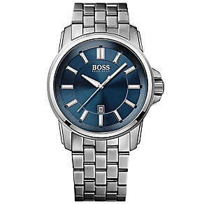 Hugo Boss men's stainless steel bracelet watch - Product number 2972743