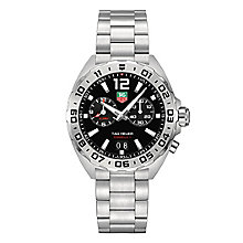 Tag Heuer F1 men's stainless steel bracelet watch - Product number 2972840