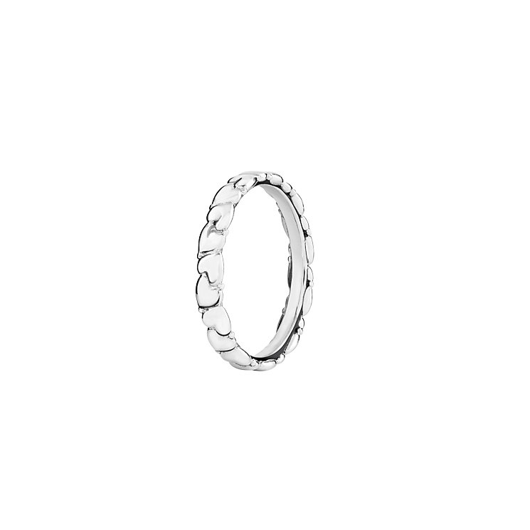 Chamilia Everlasting antique sterling silver ring medium - Product number 2975815