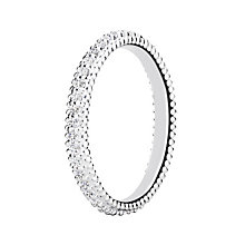 Chamilia Swarovski ZirconiaEternity Stacking Ring Small - Product number 3027376