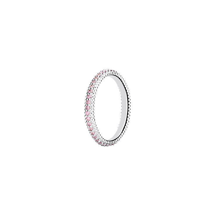 Chamilia Swarovski ZirconiaEternity Stacking Ring Medium - Product number 3027422