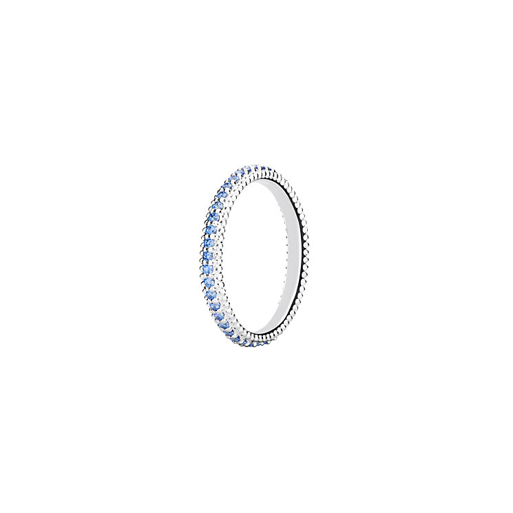 Chamilia Swarovski ZirconiaEternity Stacking Ring Small - Product number 3027511