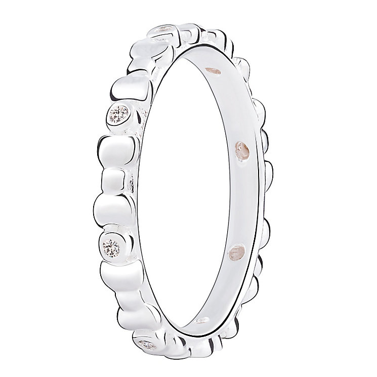 Chamilia Swarovski ZirconiaAffinity Stacking Ring Small - Product number 3027651