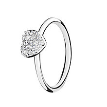 Chamilia Swarovski ZirconiaAffection Stacking Ring Small - Product number 3027740