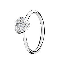 Chamilia Swarovski ZirconiaAffection Stacking Ring Large - Product number 3027821