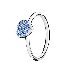 Chamilia Swarovski Zirconia Affection Stacking Ring Small - Product number 3028348