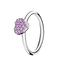 Chamilia Swarovski ZirconiaAffection Stacking Ring Medium - Product number 3028364