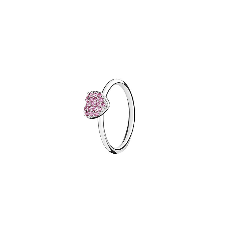 Chamilia Swarovski ZirconiaAffection Stacking Ring Medium - Product number 3028429
