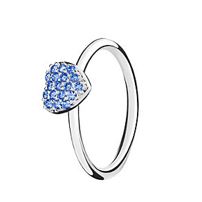 Chamilia Swarovski Zirconia Affection Stacking Ring Medium - Product number 3028445