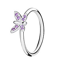 Chamilia Swarovski ZirconiaRenewal Stacking Ring Medium - Product number 3028569