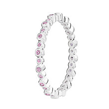 Chamilia Swarovski Zirconia Infinity Stacking Ring Small - Product number 3029735