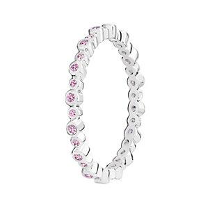 Chamilia Swarovski Zirconia Infinity Stacking Ring Small - Product number 3029735