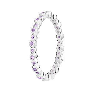 Chamilia Swarovski Zirconia Infinity Stacking Ring Small - Product number 3029808