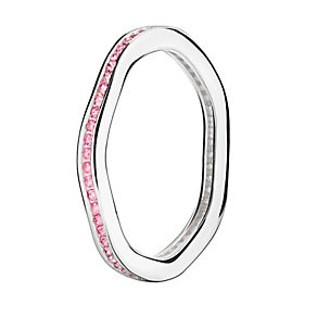 Chamilia Swarovski Zirconia Tranquillity Stacking Ring Small - Product number 3029891
