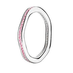 Chamilia Swarovski Zirconia Tranquillity Stacking Ring Large - Product number 3029913