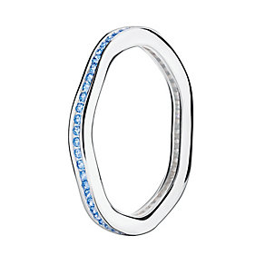 Chamilia Swarovski Zirconia Tranquillity Stacking Ring Small - Product number 3029921