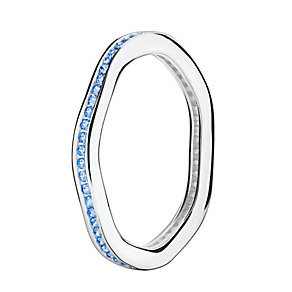 Chamilia Swarovski Zirconia Tranquillity Stacking Ring M - Product number 3029948