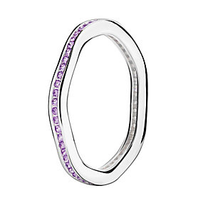 Chamilia Swarovski Zirconia Tranquillity Stacking Ring M - Product number 3029972