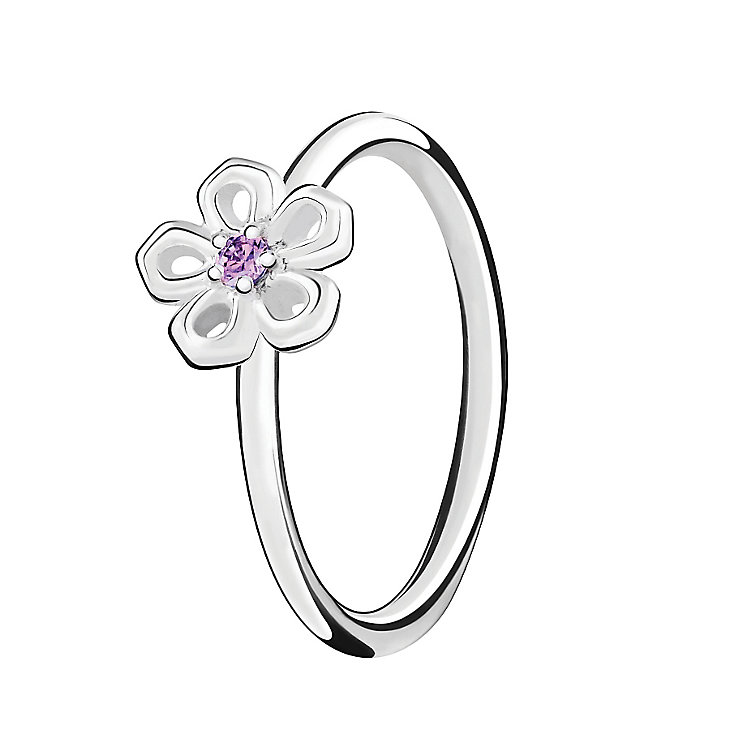 Chamilia Swarovski Zirconia Innocence  Stacking Ring Small - Product number 3030040