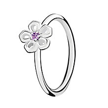 Chamilia Swarovski Zirconia Innocence  Stacking Ring Medium - Product number 3030059