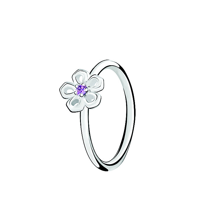 Chamilia Swarovski Zirconia Innocence  Stacking Ring Large - Product number 3030067