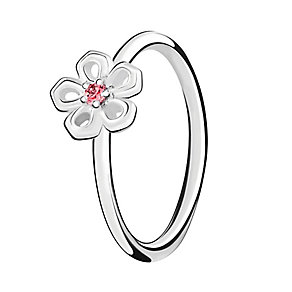 Chamilia Swarovski Zirconia Innocence  Stacking Ring Large - Product number 3030091