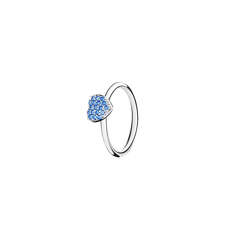 Chamilia Affection blue zirconia ring medium - Product number 3030660