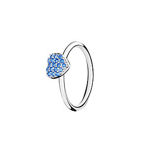 Chamilia Affection blue zirconia ring large - Product number 3030687