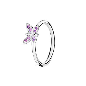 Chamilia Renewal purple zirconia ring large - Product number 3030784