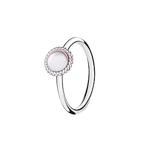 Chamilia Wisdom Swarovski pearl ring large - Product number 3032280