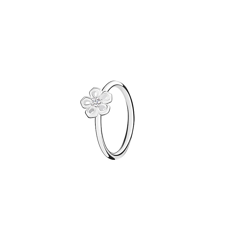 Chamilia Innocence April zirconia ring large - Product number 3034410