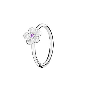 Chamilia Innocence February zirconia ring medium - Product number 3034429